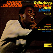 Chuck Jackson - Tribute To Rhythm And Blues Volume 2