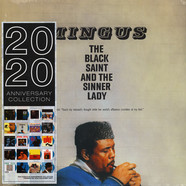 Charles Mingus - The Black Saint And The Sinner Lady Blue Vinyl Edition