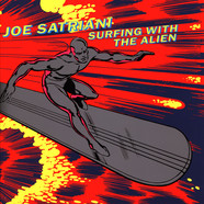 Joe Satriani - Surfing With The Alien Coloured Vinyl Edition