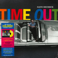 Dave Brubeck - Time Out Yellow Vinyl Edition
