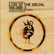 Andrew Weatherall & Richard Fearless - Heavenly Presents Live At The Social Volume 3