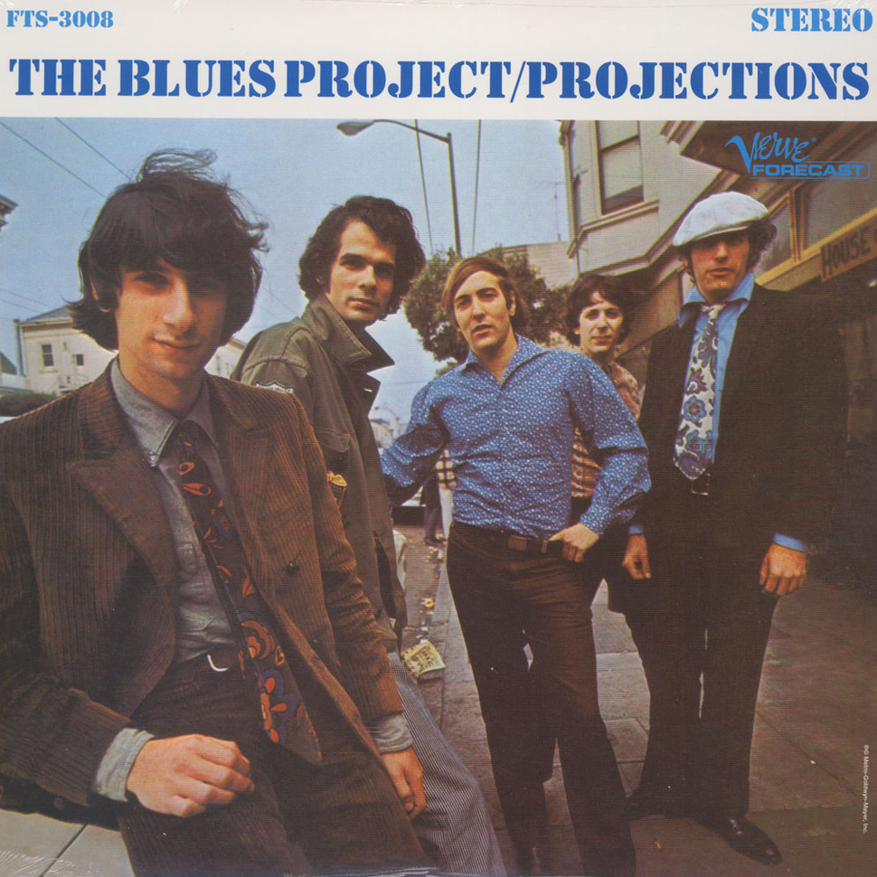 Blues Project, The - Projections