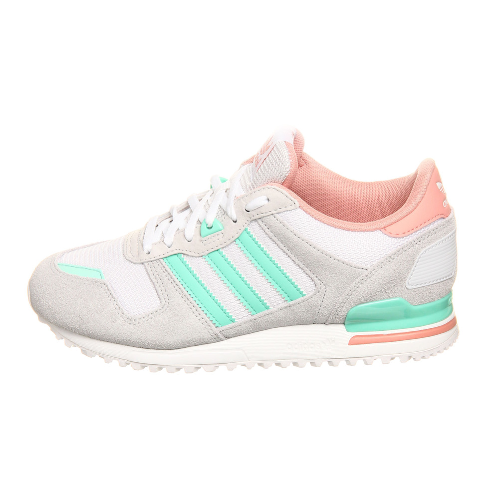 Adidas ZX 700 Mint Pink | Outsole
