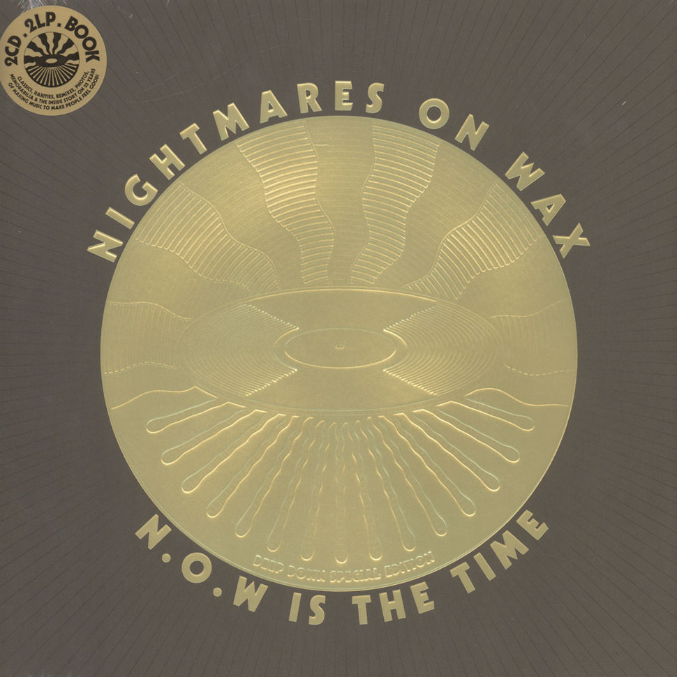 Nightmares On Wax - N.O.W Is The Time Limited Edition Box Set
