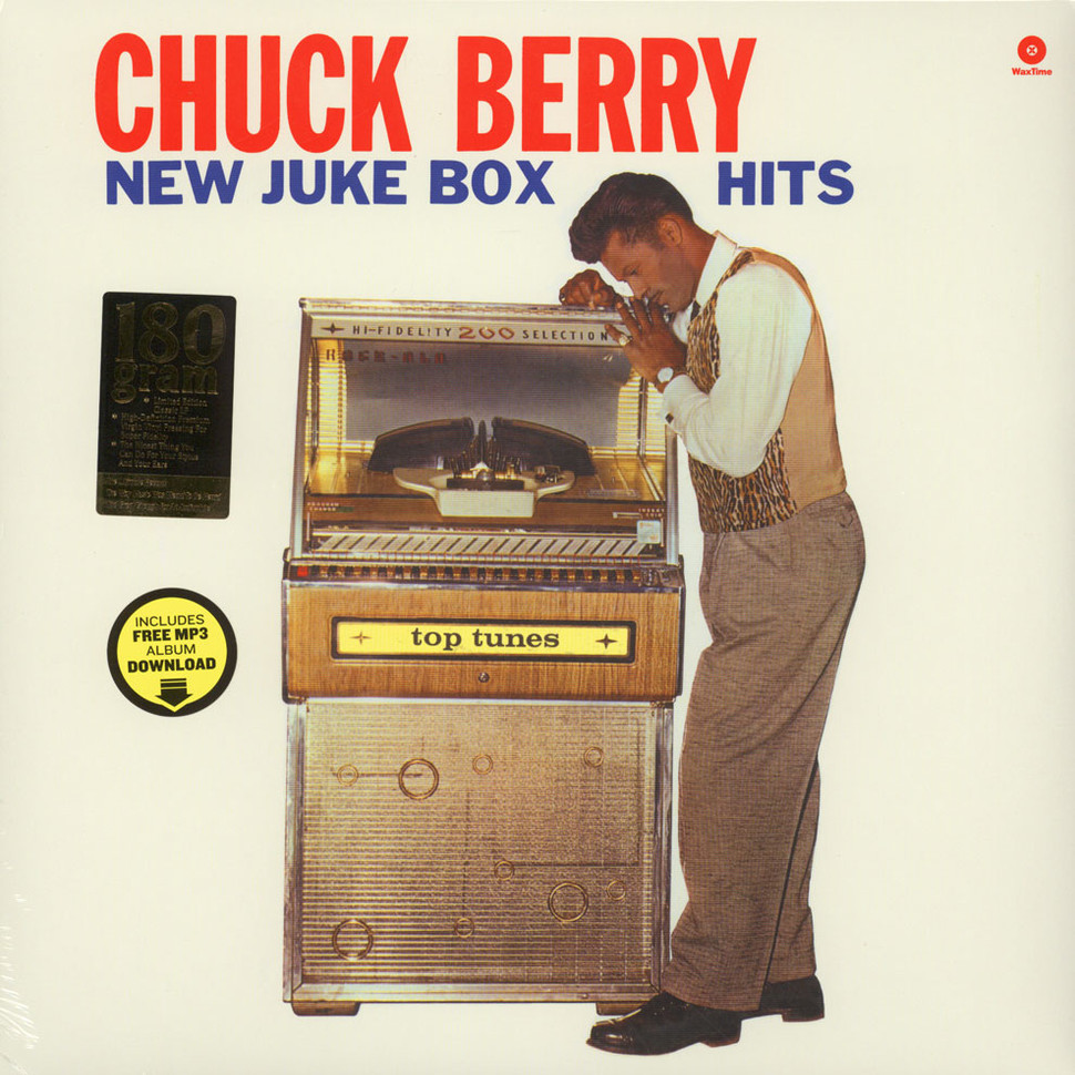 Chuck Berry - New Juke Box Hits
