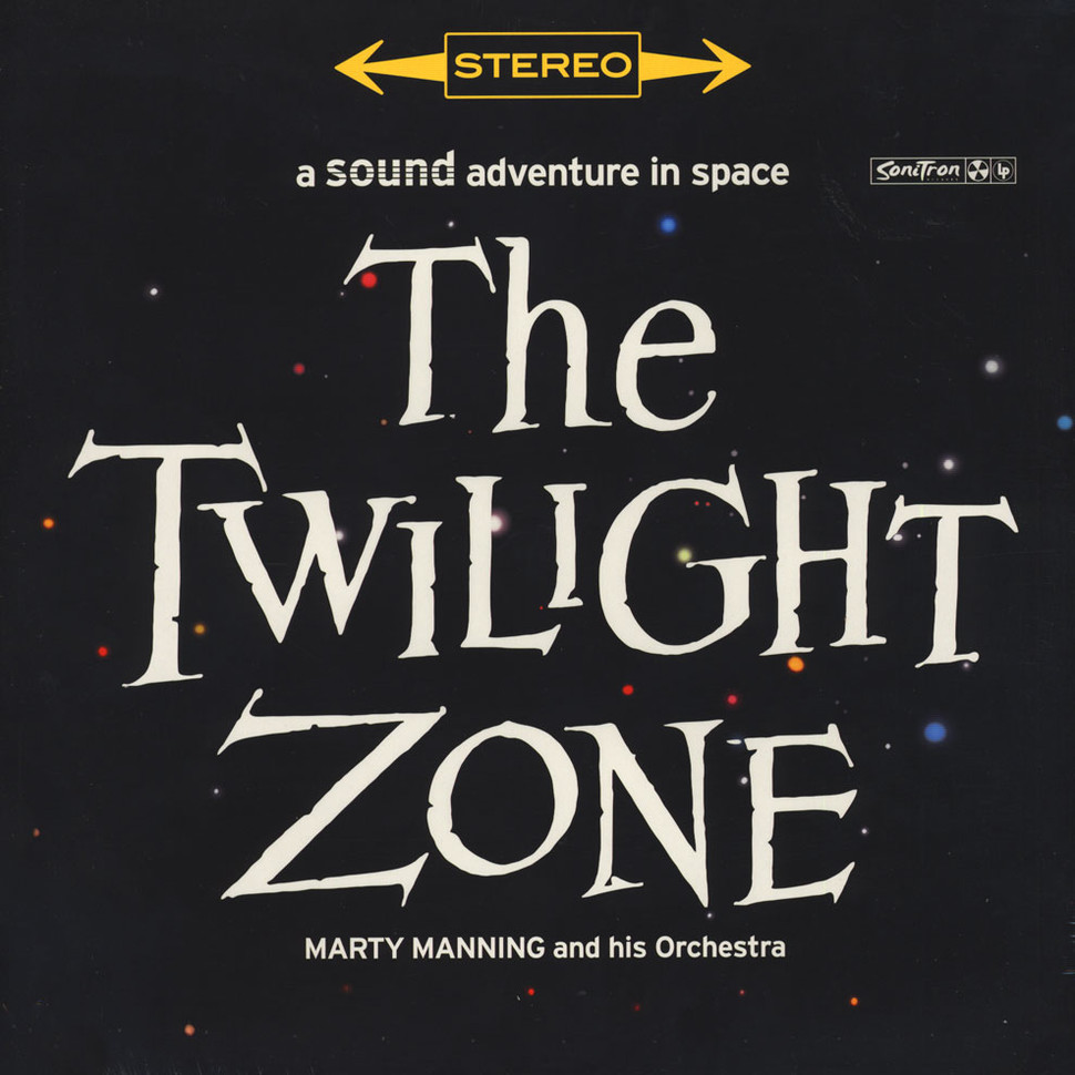 Marty Manning & His Orchestra - OST The Twilight Zone