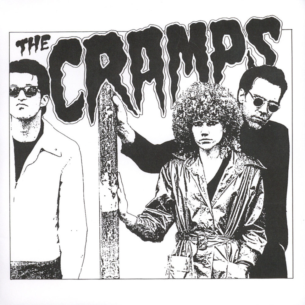 Cramps, The - The Band Time Forgot