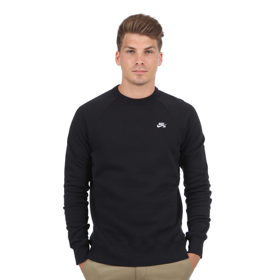 Nike SB Icon Crew Fleece Sweater S