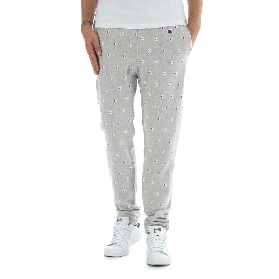 Champion - Reverse Weave All-Over Brushed Fleece Sweatpants
