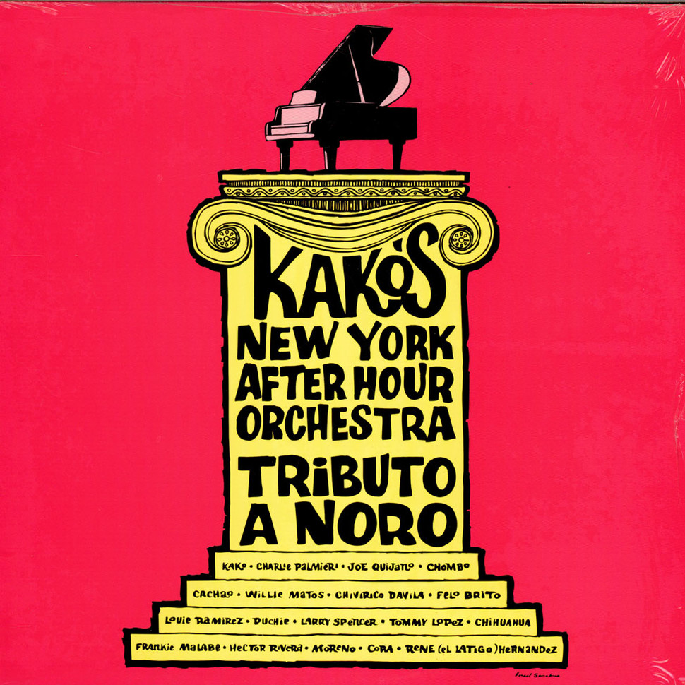 Kako And His After Hours Orchestra - Tribute To Noro