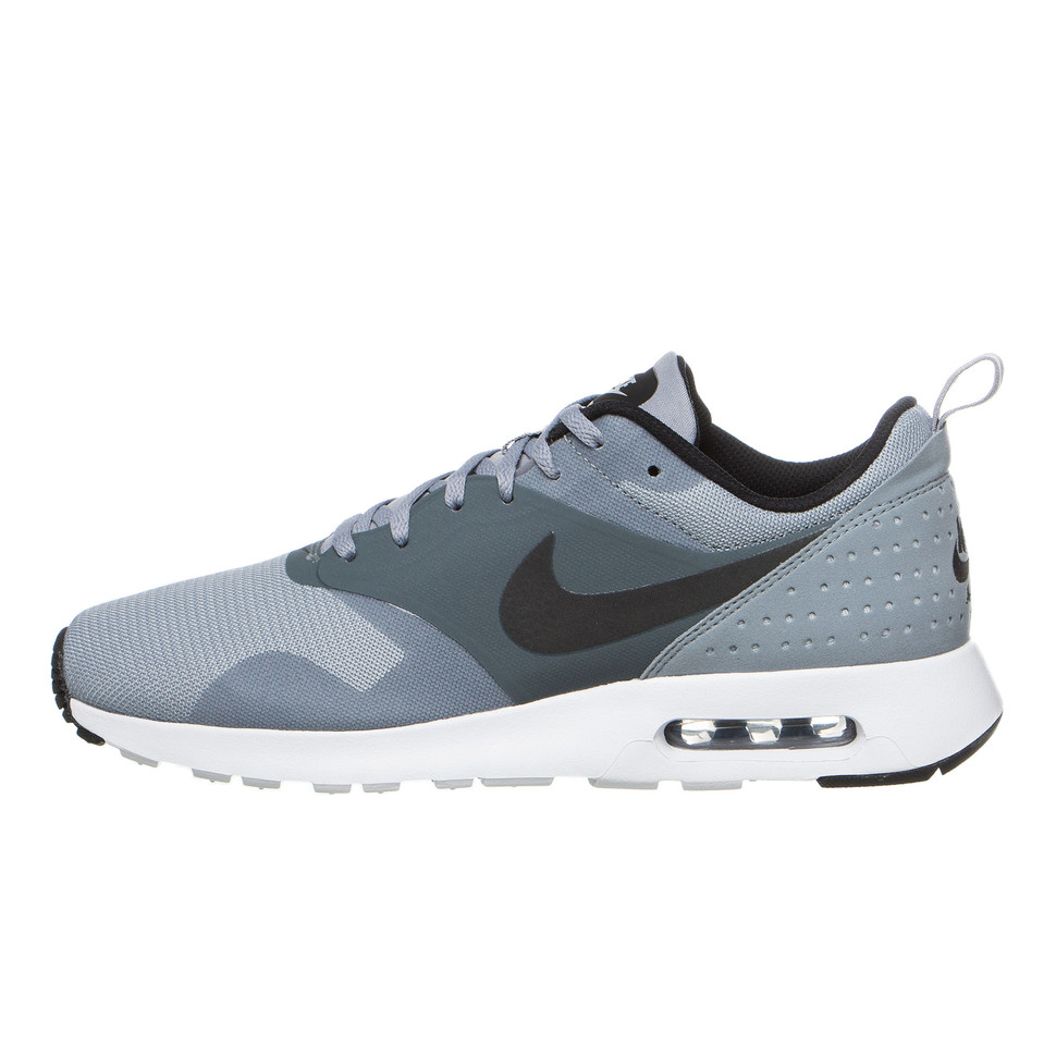 Nike Air Max Tavas Men Stealth Grey Athletic Running Shoes 705149 018