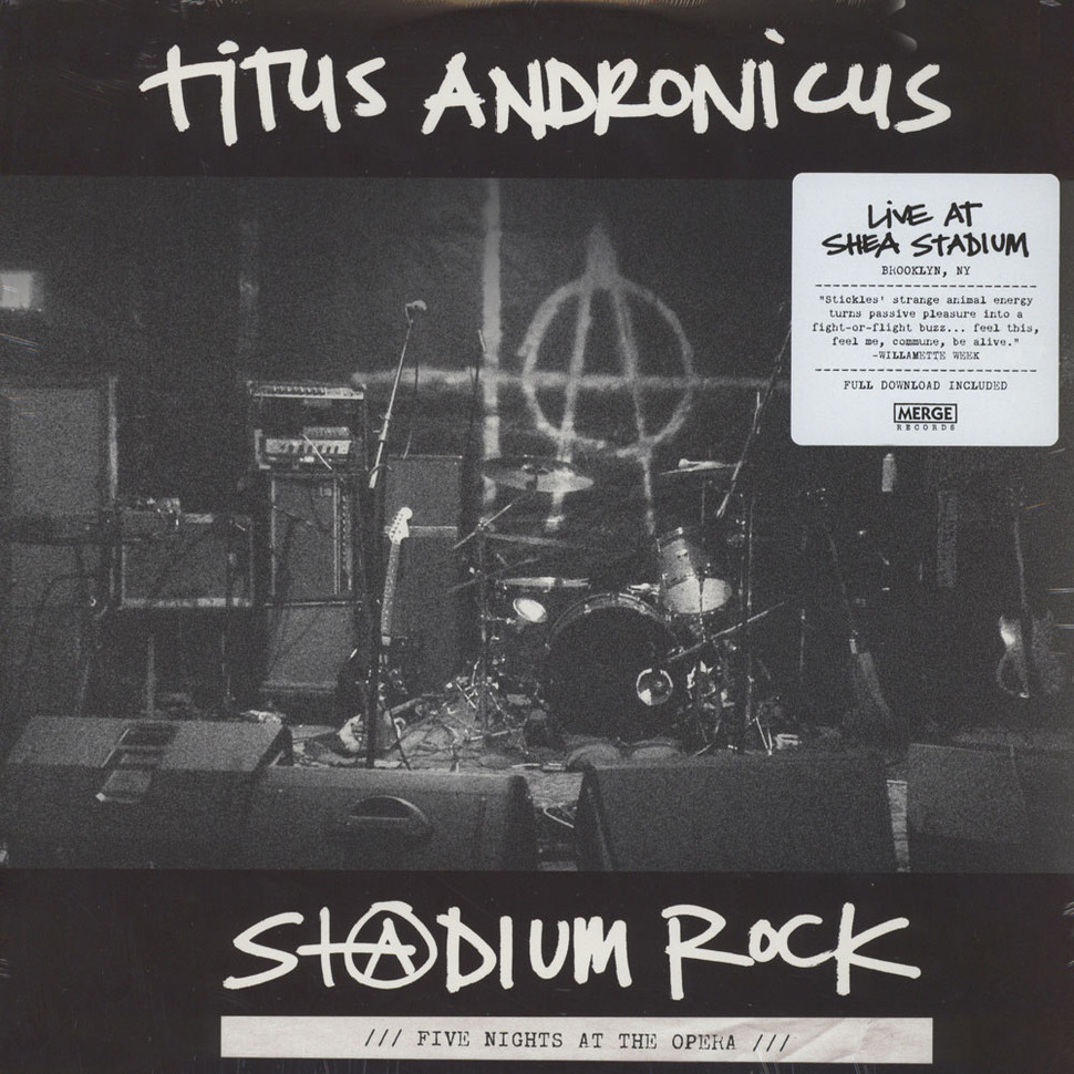 Titus Andronicus - S+@dium Rock: Five Nights At The Opera