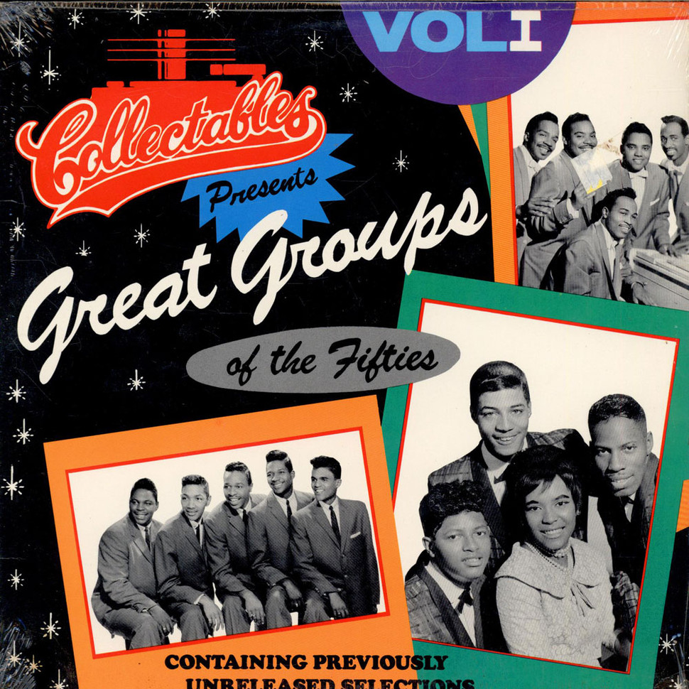 V.A. - Great Groups Of The Fifties Volume 1