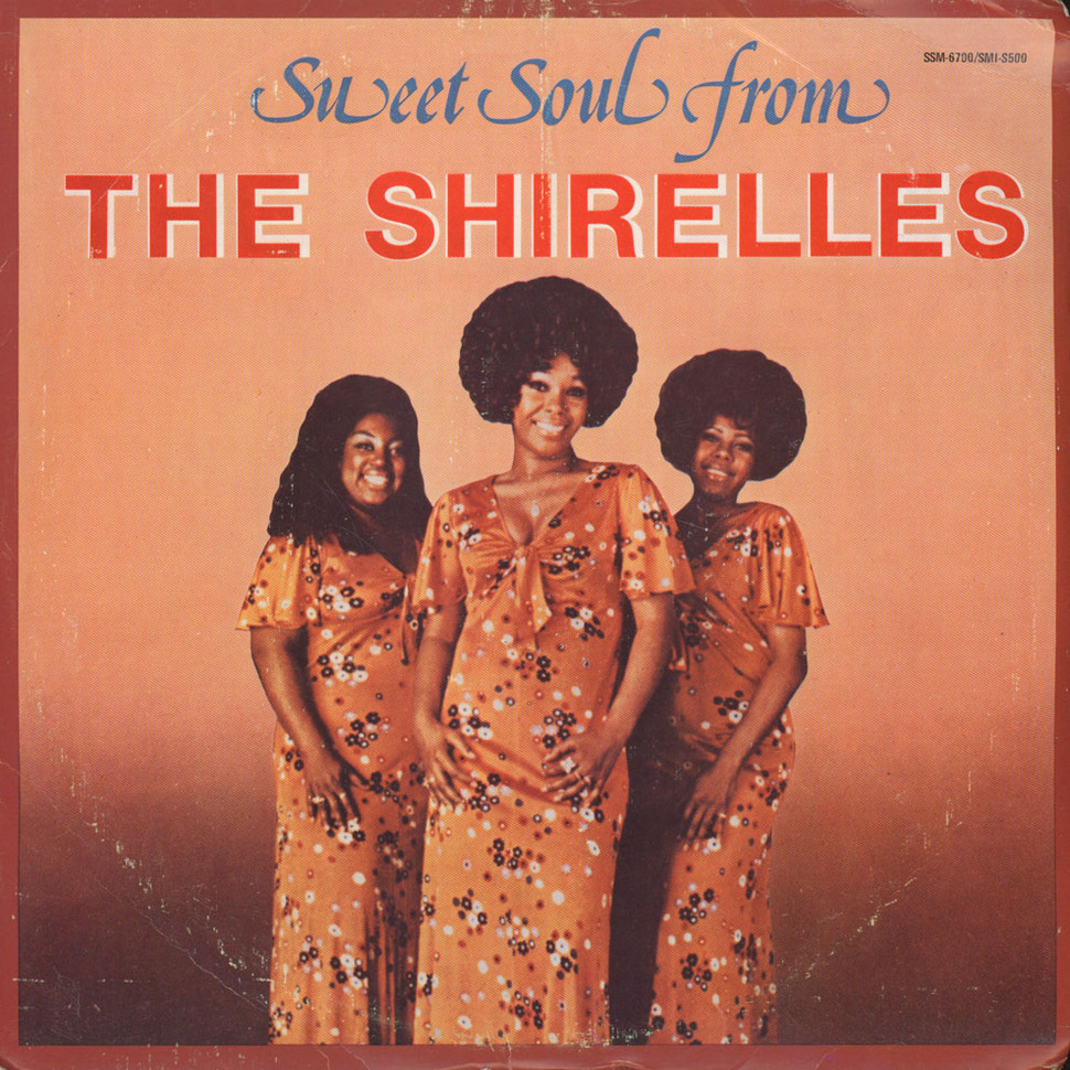 Shirelles - Sweet Soul From The Shirelles