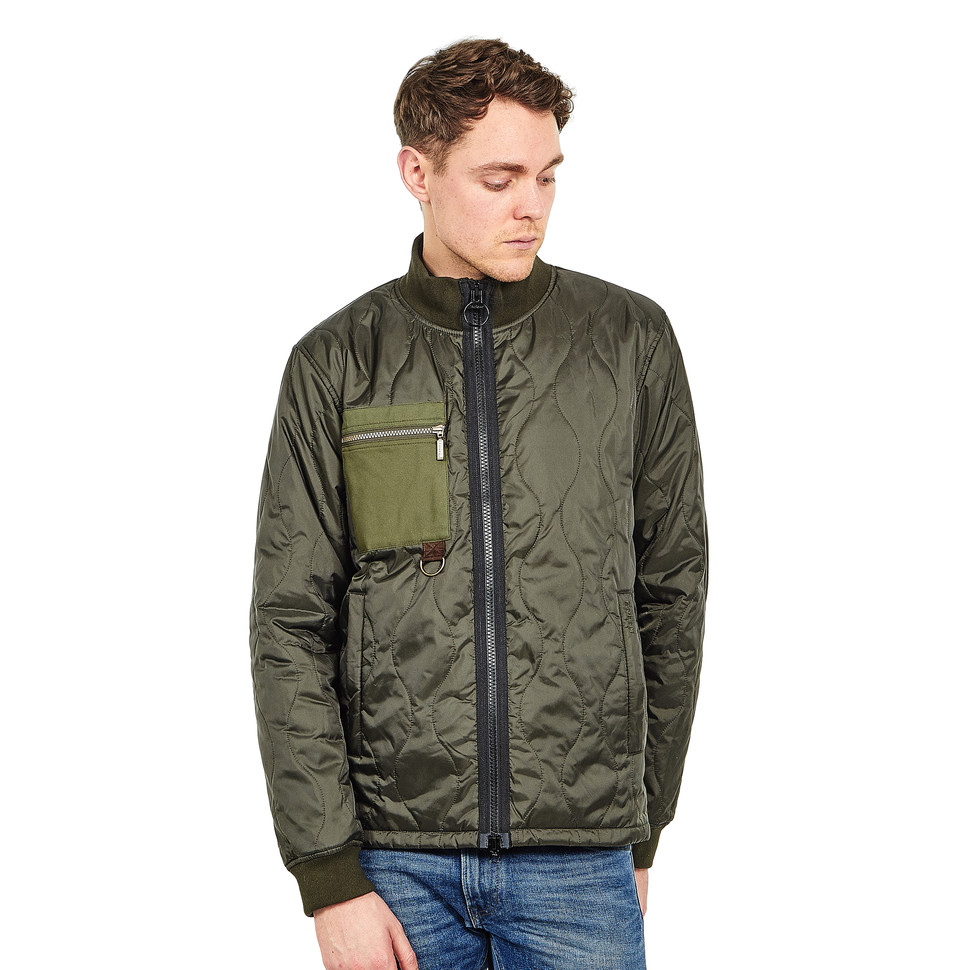 Barbour - Cast Quilt Jacket