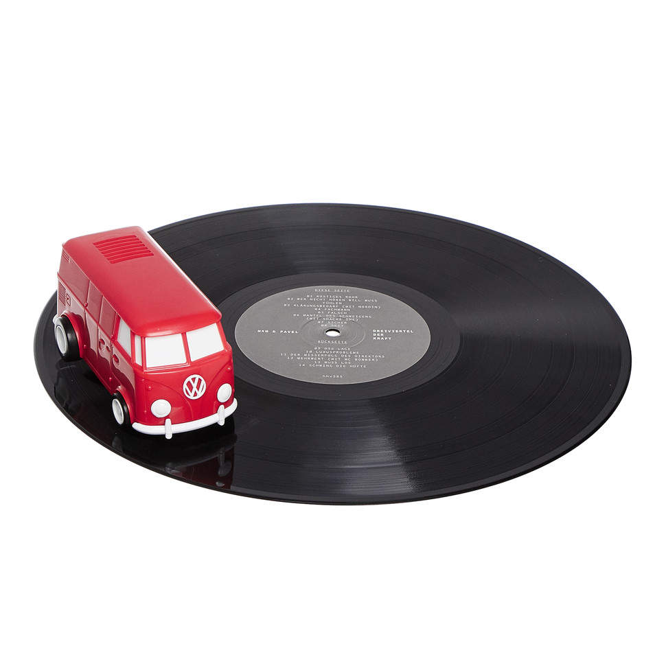 Record Runner - World's Smallest Portable Record Player (V2.0)