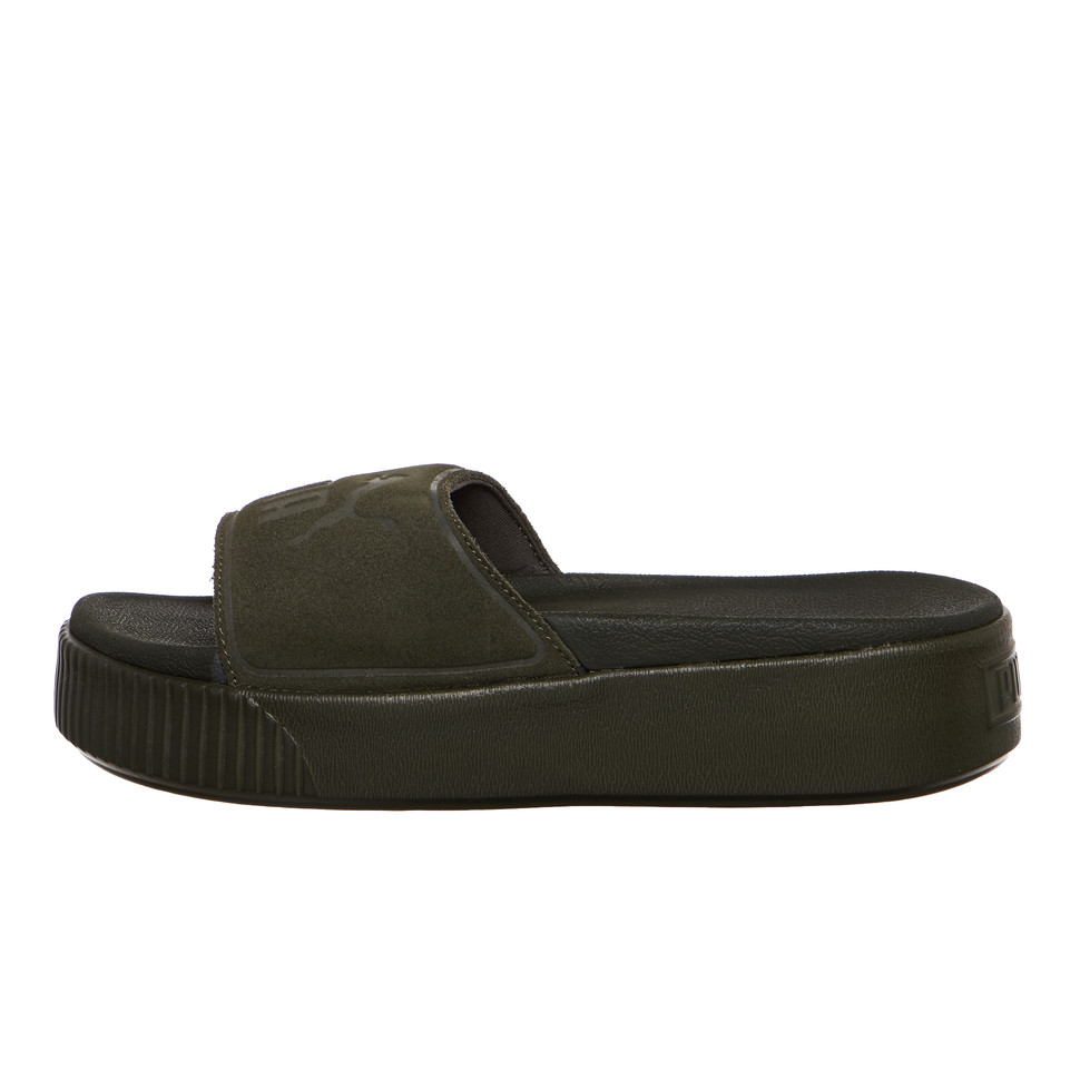 where can i buy hot-selling professional save off Puma - Platform Slide Bold SD