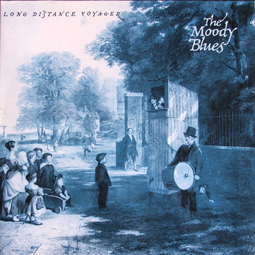 Moody Blues, The - Long Distance Voyager