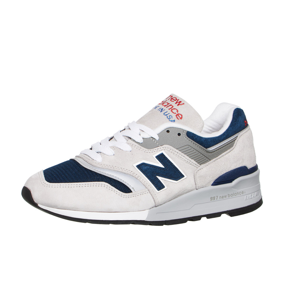 M997 Web Sneaker Usa In Navy Made New Sportschuhe Grey Balance gpw7Uq85W