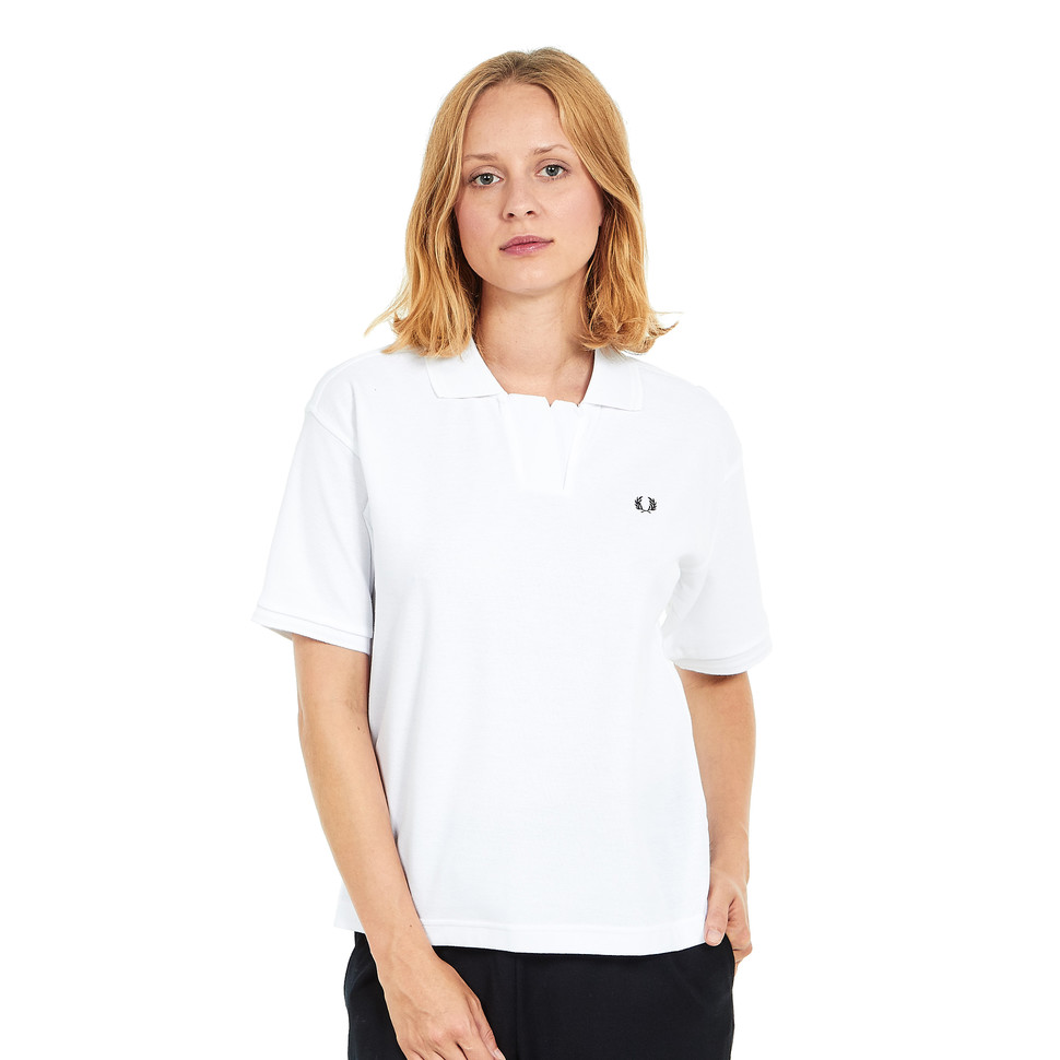 Fred Perry - Open Collar Pique Shirt