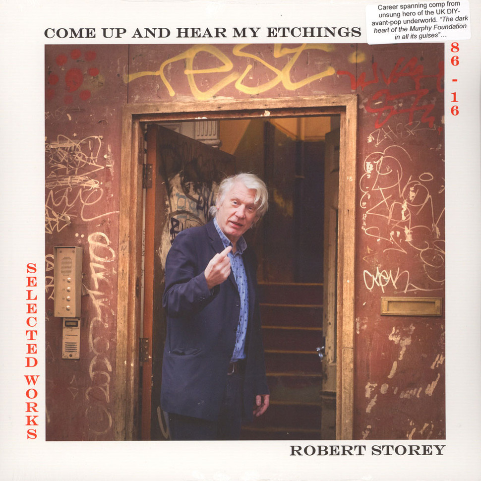 Robert Storey - Come Up Nad Hear My Etchings