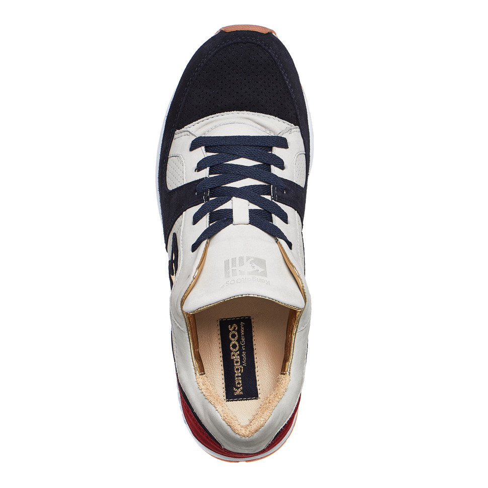 KangaroosCoil Damp GreyDark Sneaker In R1 Navy Playmaker Made Germany vn0yNwO8m