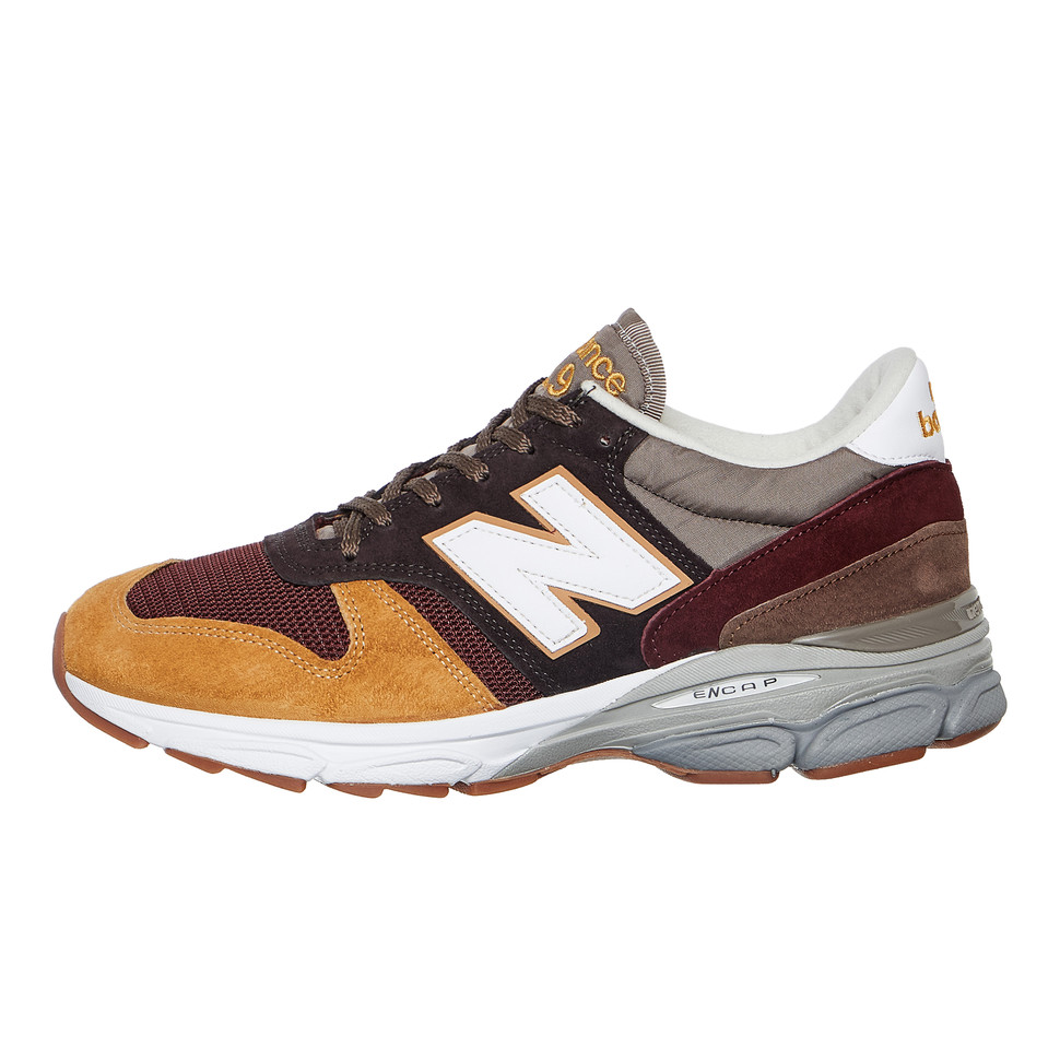 New Balance-m770.9 FT Made in UK  Solway Excursion Pack  Multi Couleurs Turnchaussures