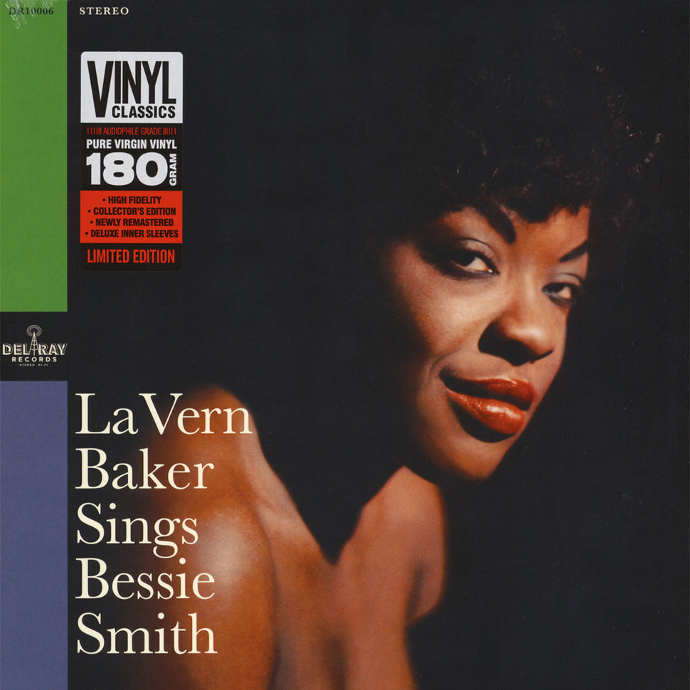 Lavern Baker - LaVern Baker Sings Bessie Smith