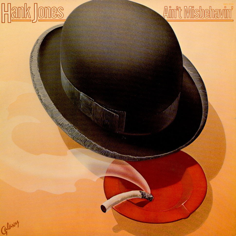 Hank Jones - Ain't Misbehavin'