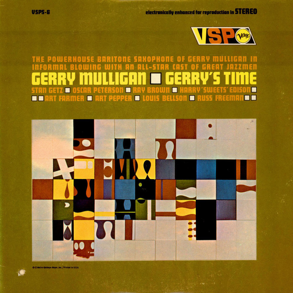 Gerry Mulligan - Gerry's Time