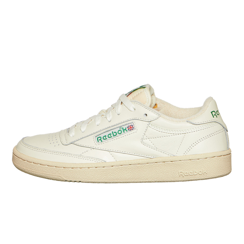 Reebok Club C 1985 TV (Chalk Paperwhite Glen Green) | HHV