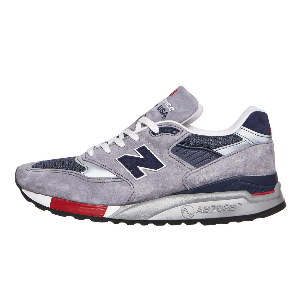 New Balance M998 GNR Made in USA US 8, EU 41.5, UK 7.5, 26cm