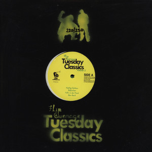 Flip & Average - Tuesday Classics Volume 2 Stencil Cover Edition