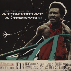 V.A. - Afro-Beat Airways Volume 2