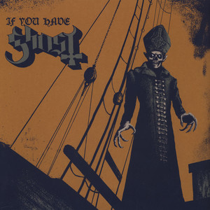 Ghost B.C. - If You Have Ghost EP Black Vinyl Edition