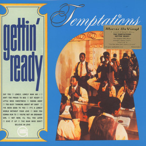 Temptations, The - Gettin' Ready