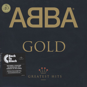 ABBA - Gold Back To Black Edition