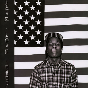 A$AP Rocky - Live.Love.A$AP Colored Vinyl Edition