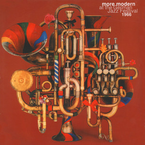 V.A. - More Modern At The German Jazz Festival 1966
