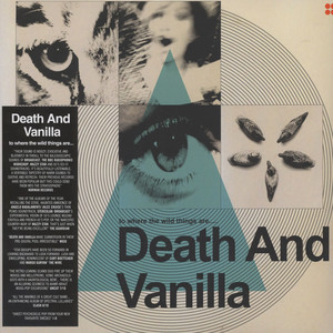 Death And Vanilla - To Where The Wild Things Are Black Vinyl Edition