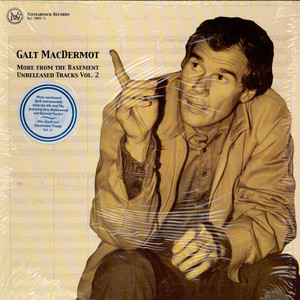 Galt MacDermot - More From The Basement: Unreleased Tracks Vol. 2