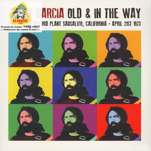 Jerry Garcia - Old & In The Way - Live At The Record Plant Sausalito 1973