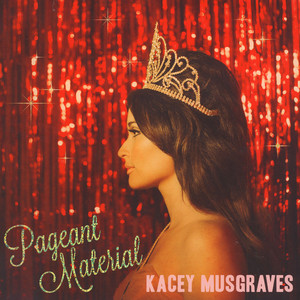 Kacey Musgraves - Pageant Material Pink Vinyl Edition