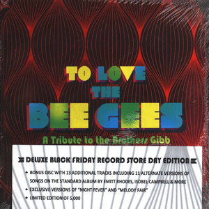 V.A. - To Love the Bee Gees: A Tribute To The Brothers Gibb