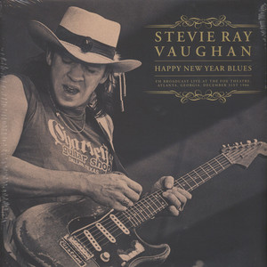 Stevie Ray Vaughan - Happy New Year Blues