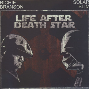 Otaku Gang (Richie Branson & Solar Slim) Vs. Notorious B.I.G. - Life After Death Star Colored Vinyl Edition
