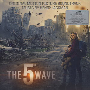 Henry Jackman - OST The Fifth Wave Yellow Vinyl Edition