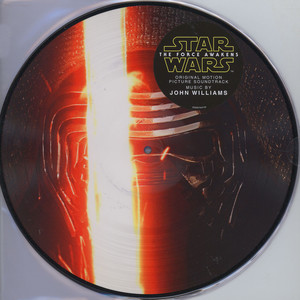 John Williams - OST Star Wars: The Force Awakens Picture Disc Edition