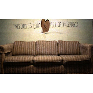 Tiny Moving Parts - This Couch Is Long & Full Of Friendship