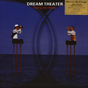 Dream Theater - Falling Into Infinity Transparent Vinyl Edition